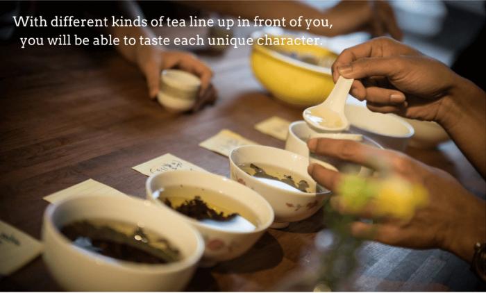 Enjoy a tea break moment 1