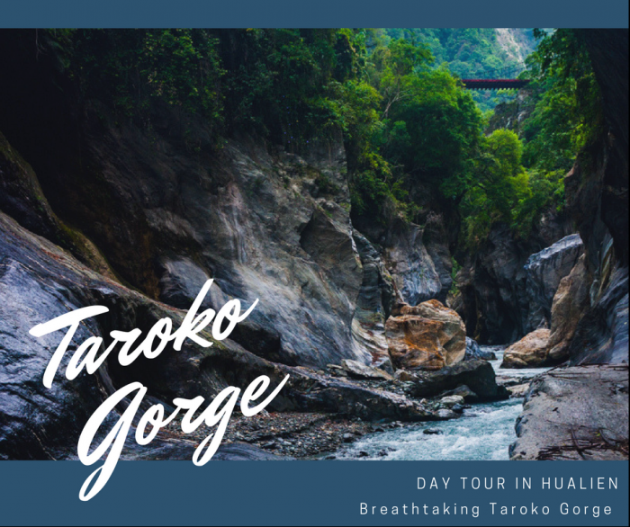 2 day City escape:Taroko gorge and Sunrise Kayak under Qingshui cliff 2